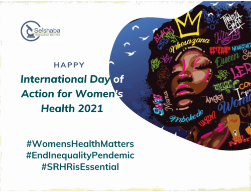 The International Day of Action for Women's Health #May28
